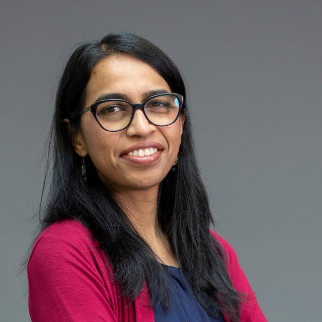 Dr. Shamsi Iqbal